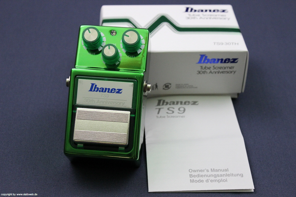 Ibanez metal charger ms10.